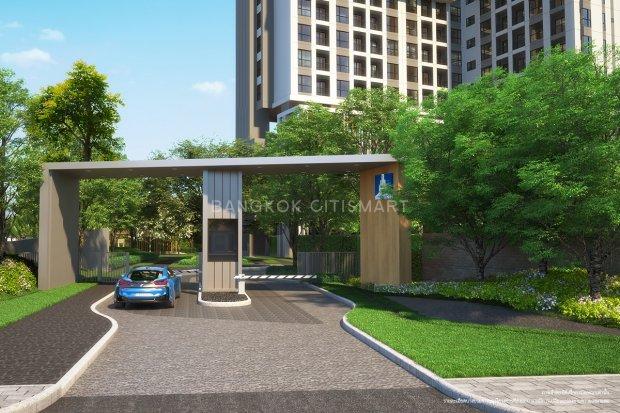 Lumpini Place Rama 3-Riverine Rama 3