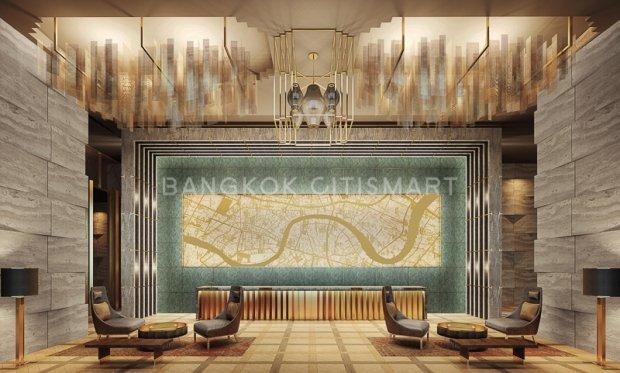 The Residences At Mandarin Oriental Bangkok Charoen Nakorn