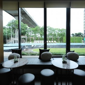 The Base Garden Rama 9 Rama 9