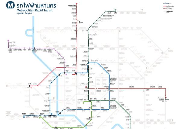 FREE DOWNLOAD: แผนที่รถไฟฟ้าใต้ดินและรถไฟของโอซาก้า