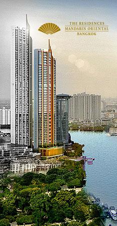 The Residences At Mandarin Oriental Bangkok